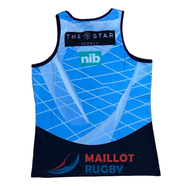 NSW blues rugby debardeur bleu 2019