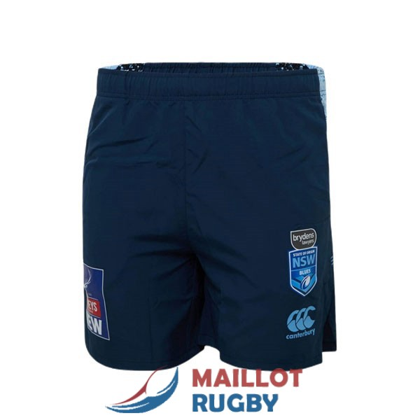 NSW blues shorts 2021 rugby