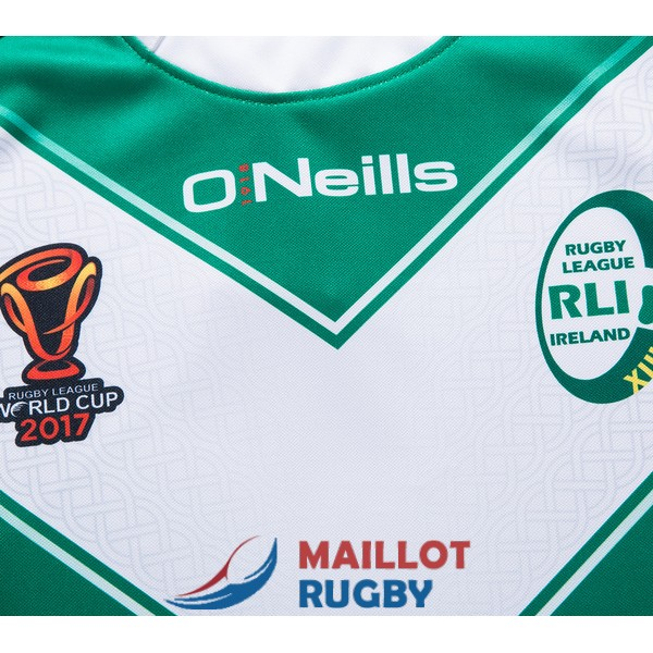 RLI irlande rugby maillot RLWC domicile 2017<br /><span class=