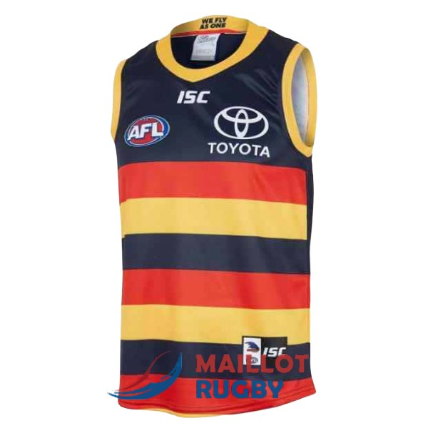 adelaide crows AFL Guernsey maillot domicile 2019 [MY-1]