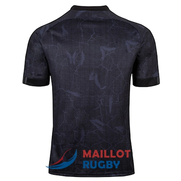 all blacks 7s rugby maillot domicile 2018