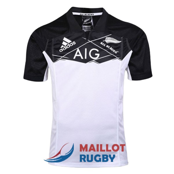 all blacks rugby maillot exterieur 2017