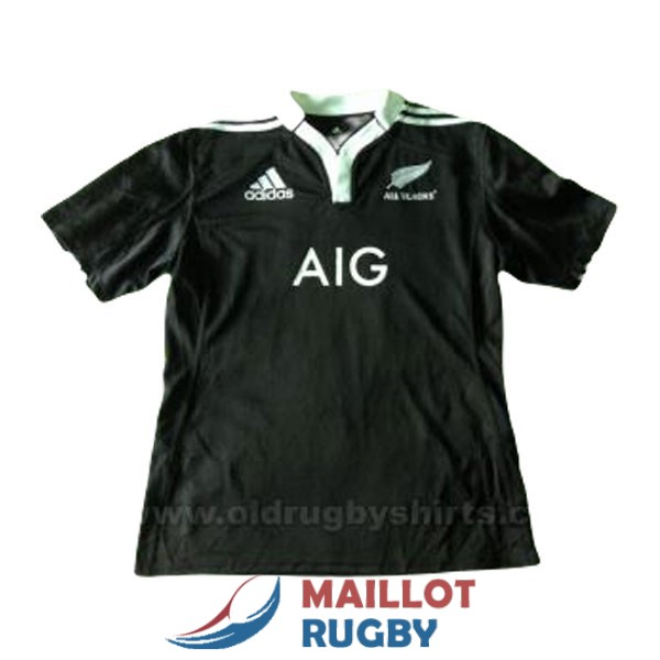 all blacks rugby maillot rerto 2012-2013