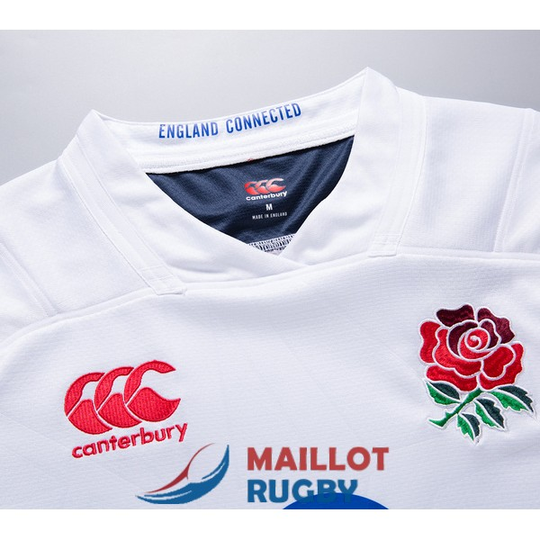 angleterre rugby maillot domicile 2017-2018