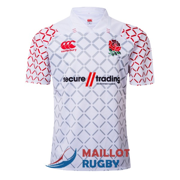 angleterre rugby maillot domicile 2018-2019