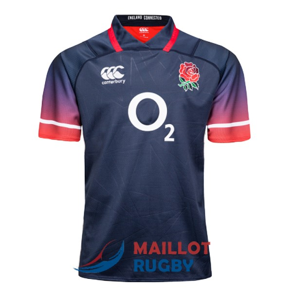 angleterre rugby maillot exterieur 2017-2018