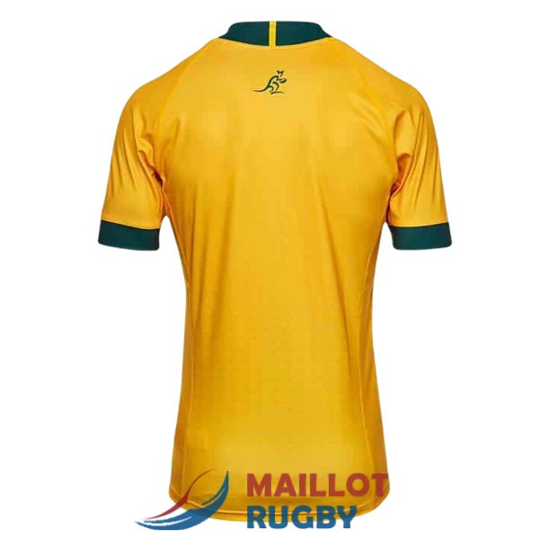 australie rugby maillot domicile 2021