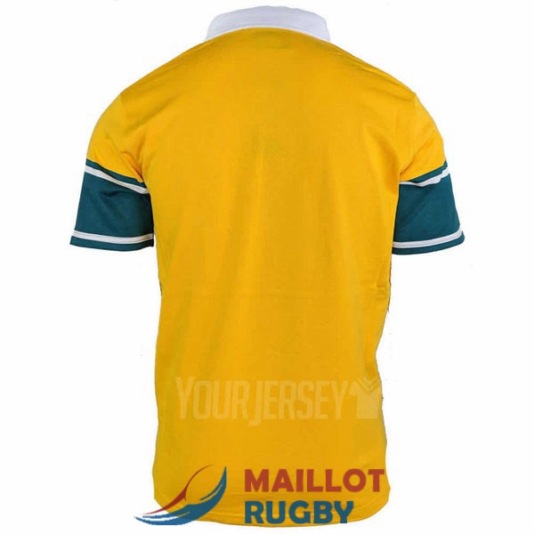 australie rugby maillot rerto 1999