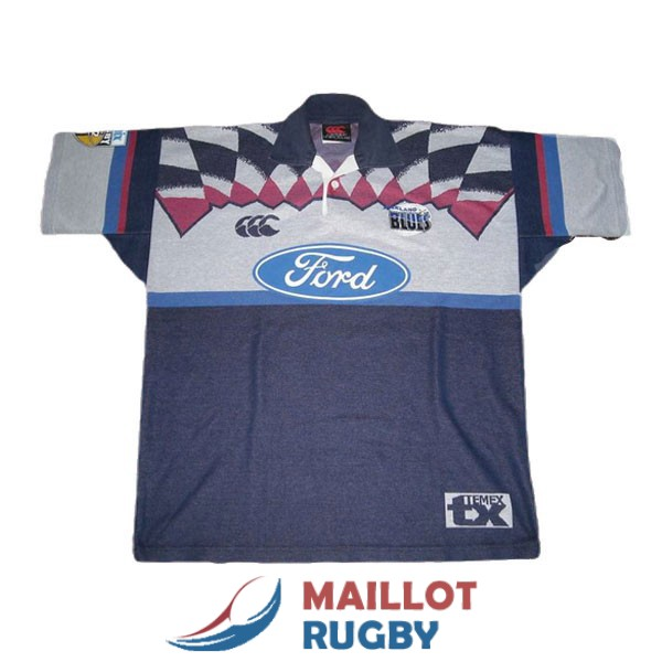 blues rugby maillot rerto 1996-1998
