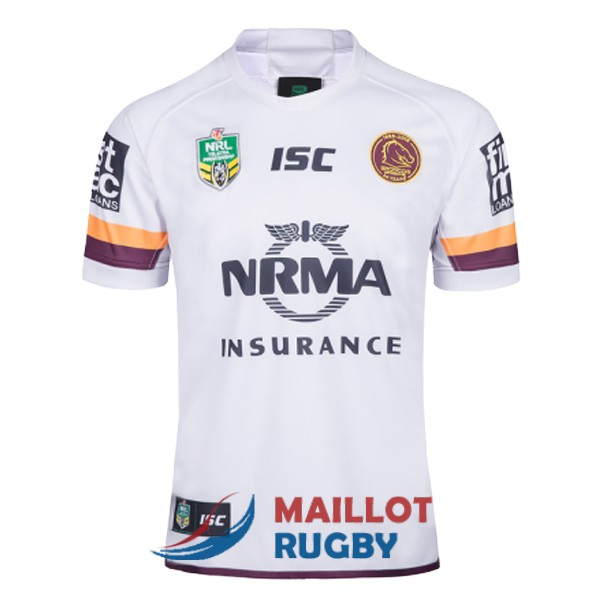 brisbane broncos rugby maillot exterieur 2018 [MY-24]