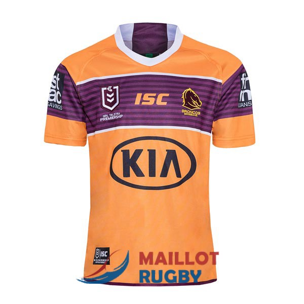brisbane broncos rugby maillot exterieur 2020 [MY-26]