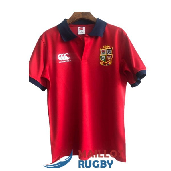 british irish lions rugby maillot entrainement 2021