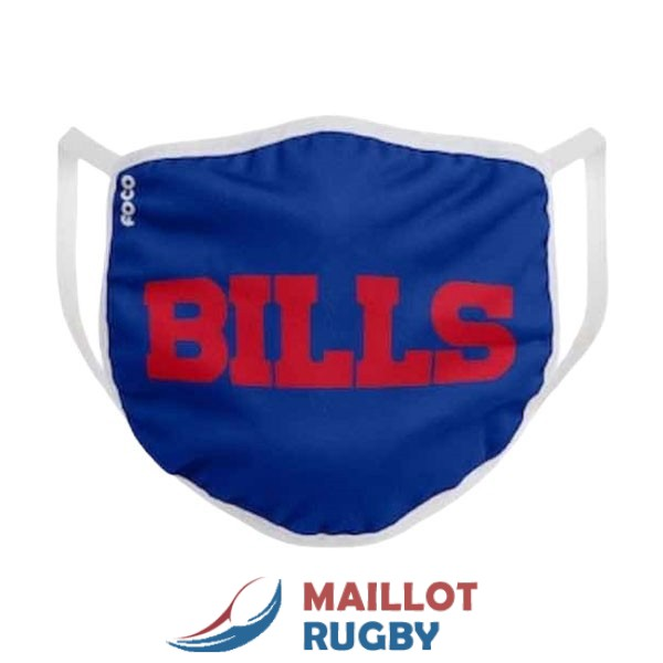buffalo bills masques rouge bleu fonce