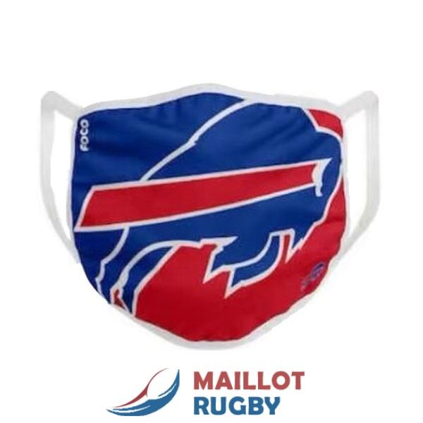buffalo bills masques rouge bleu