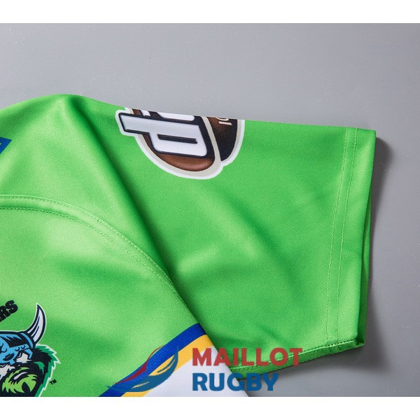 canberra raiders rugby maillot exterieur 2019-2020