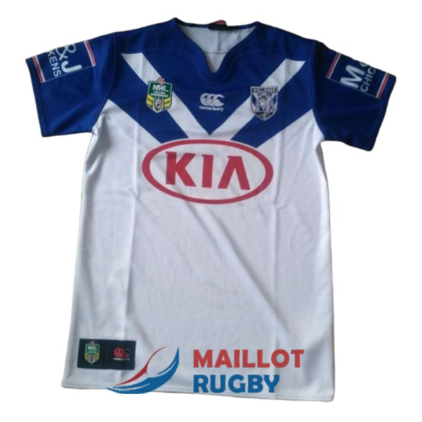 canterbury bankstown bulldogs rugby maillot domicile 2017