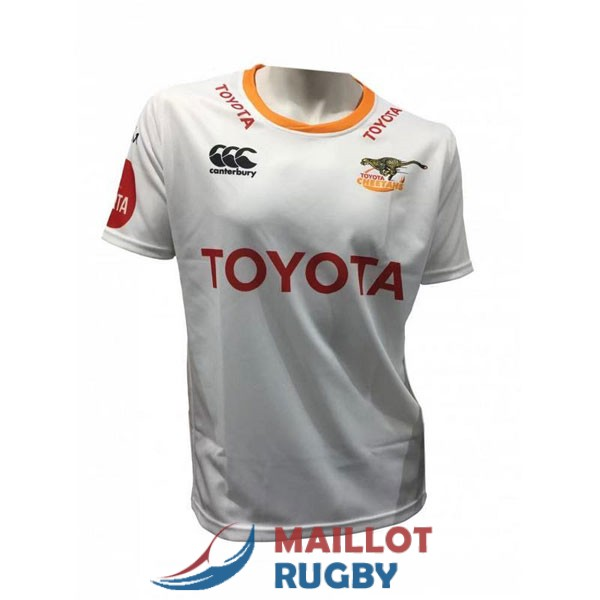 cheetahs rugby maillot domicile 2020