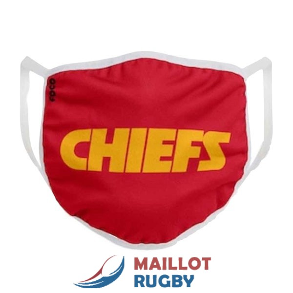 chiefs masques rouge