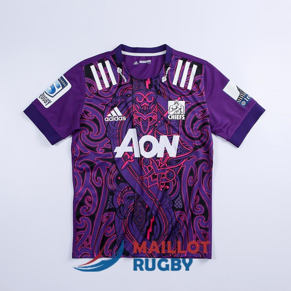 chiefs rugby maillot entrainement B 2020