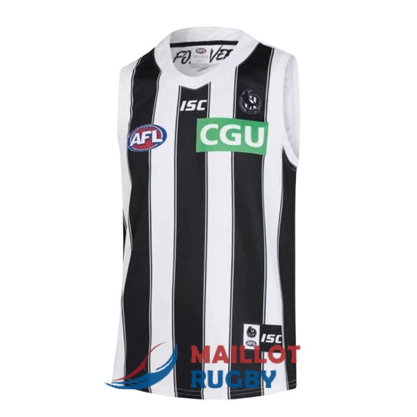 collingwood AFL Guernsey maillot edition special territoire clash guernsey 2019
