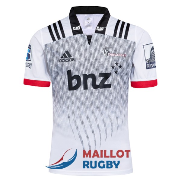 crusaders rugby maillot exterieur 2018