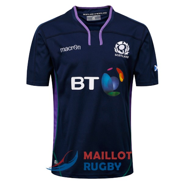 ecosse rugby maillot domicile 2019