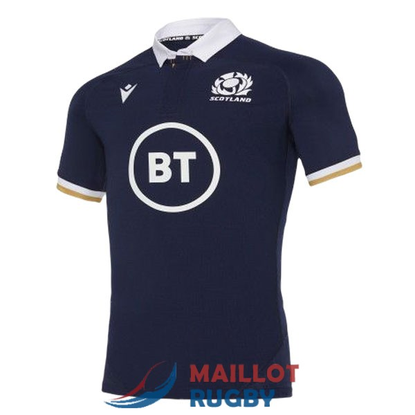 ecosse rugby maillot domicile 2020-2021