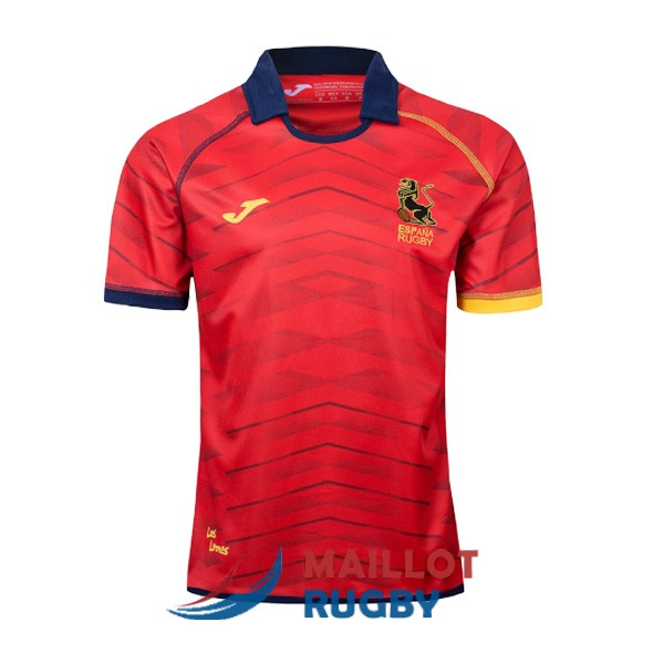 espagne rugby maillot domicile 2019-2020