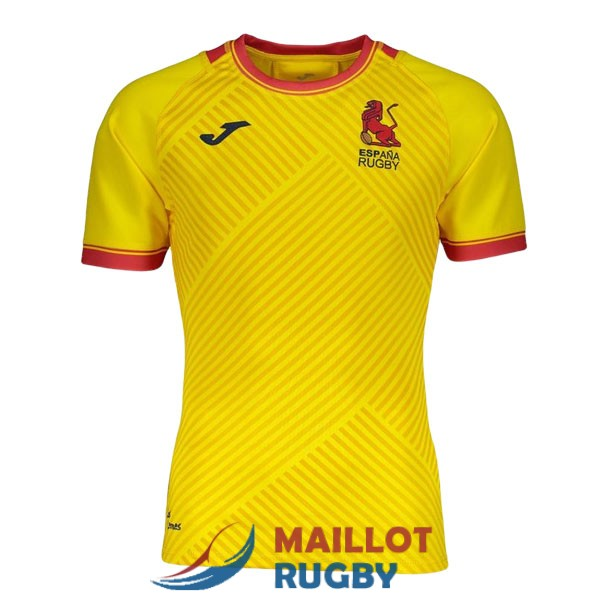 espagne rugby maillot exterieur 2020-2021