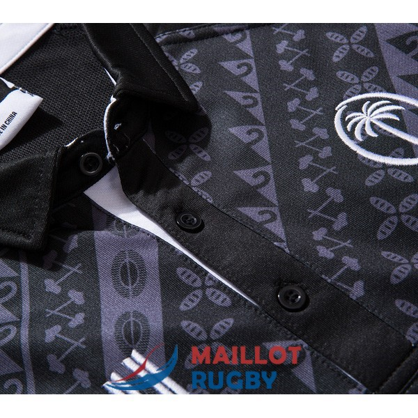 fidji rugby maillot commemorative 2019