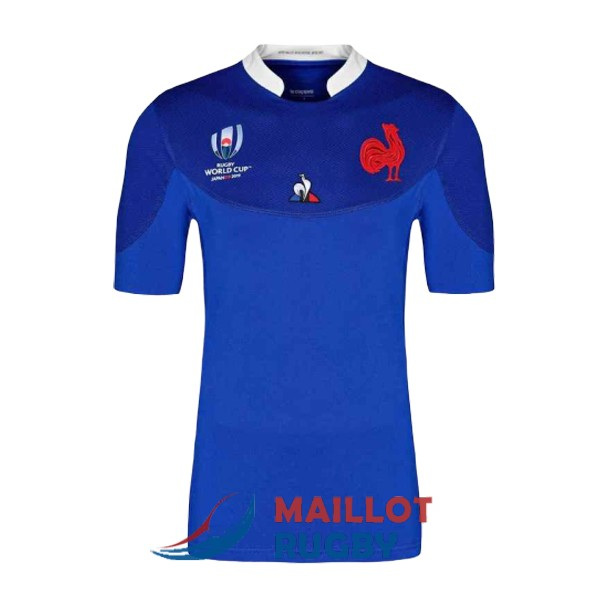 france rugby RWC maillot domicile 2019