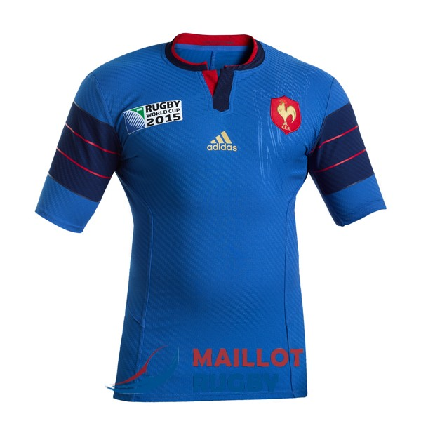 france rugby maillot domicile 2015
