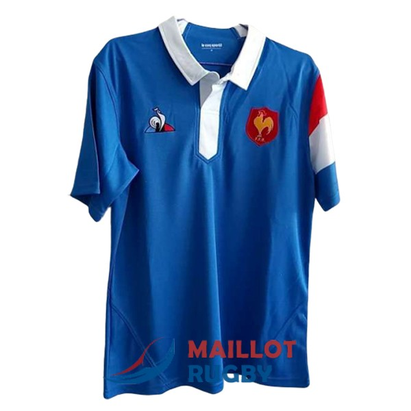 france rugby maillot domicile 2018-2019