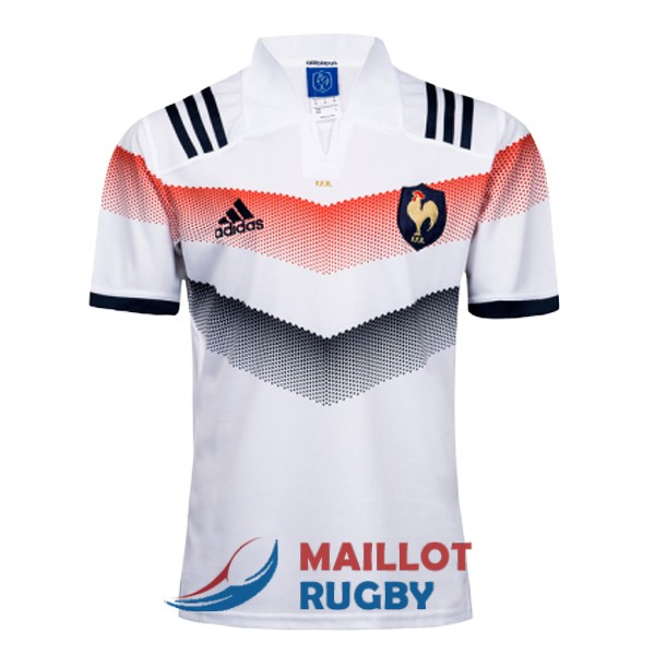 france rugby maillot exterieur 2017-2018