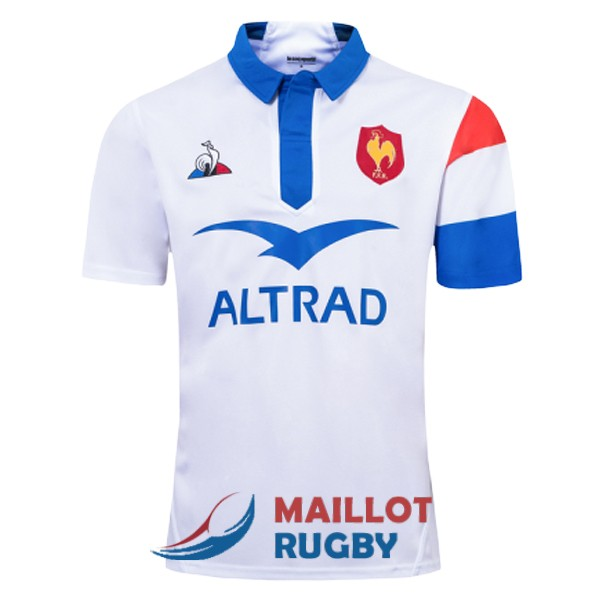 france rugby maillot exterieur 2018-2019