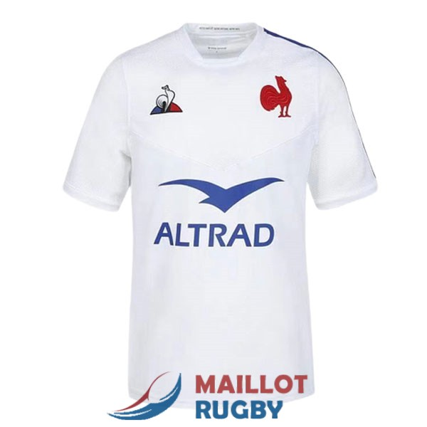 france rugby maillot exterieur 2020-2021