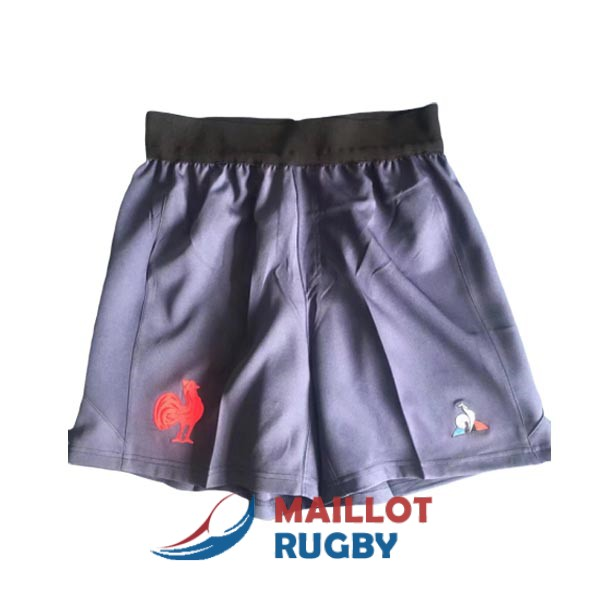 france shorts 2020 gris rugby
