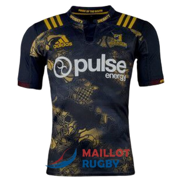 highlanders rugby maillot edition special territoire 2017