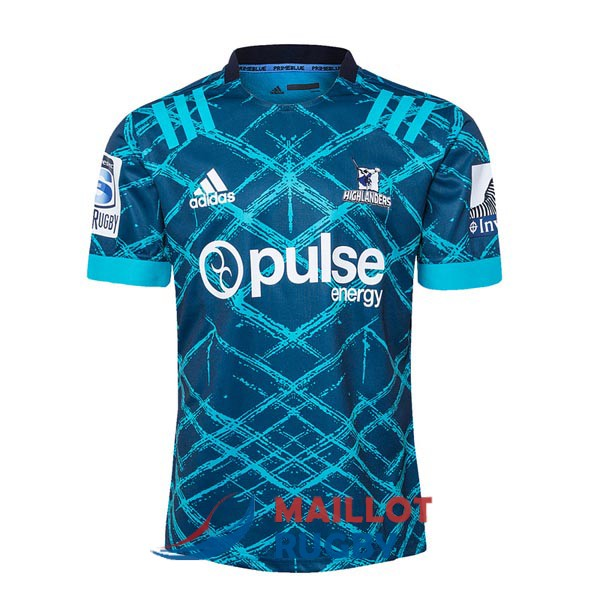 highlanders rugby maillot exterieur 2020