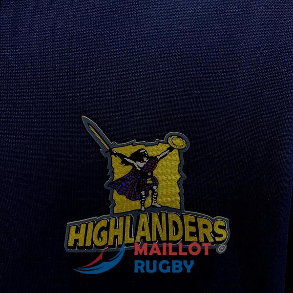 highlanders rugby sweat a capuche bleu 2019<br /><span class=
