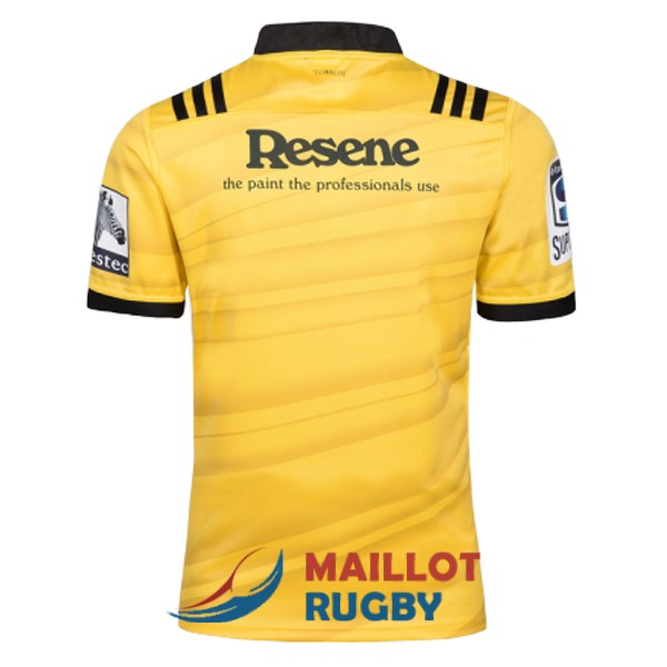 hurricanes rugby maillot domicile 2018