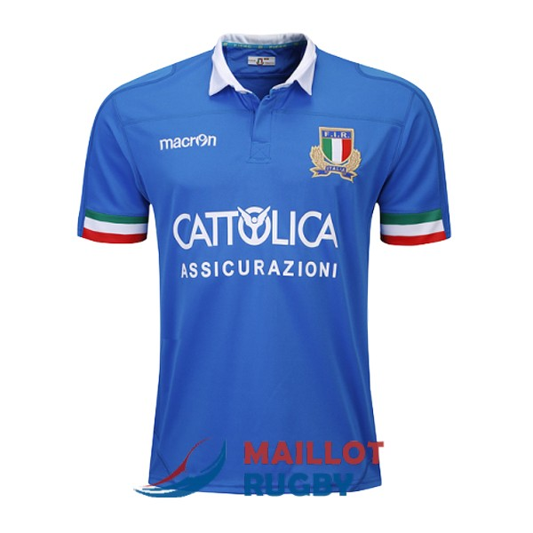 italie rugby maillot domicile 2019-2020