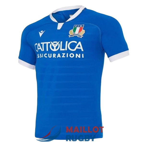 italie rugby maillot domicile 2020-2021