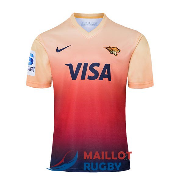 jaguares rugby maillot domicile 2020 [MY-527]