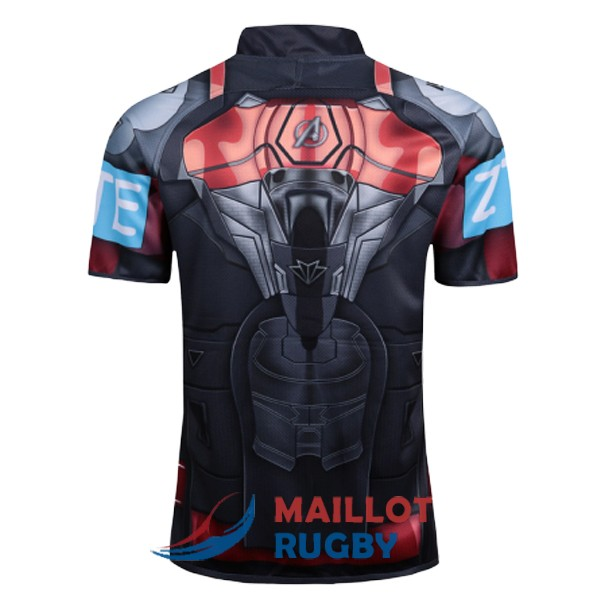 manly sea eagles rugby maillot heros 2017