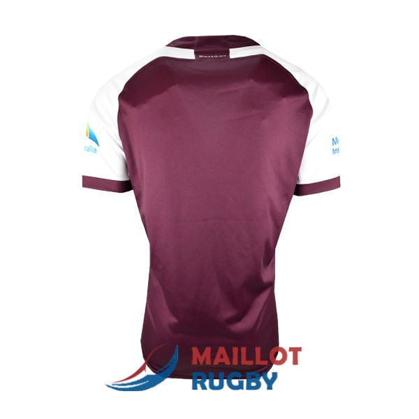 manly sea eagles rugby maillot heros blanc violet 2019
