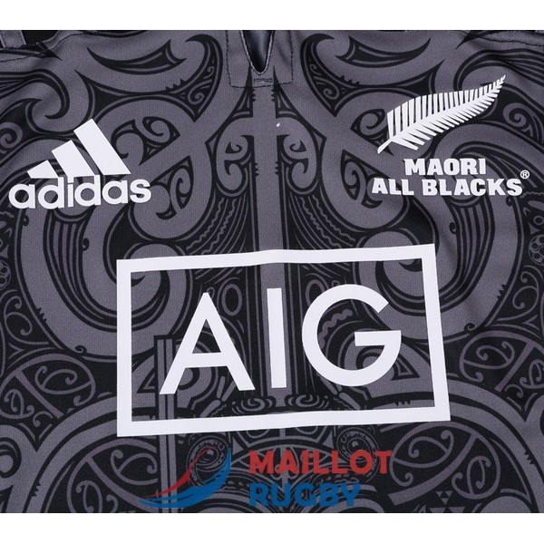 all blacks rugby maillot edition special territoire 2017