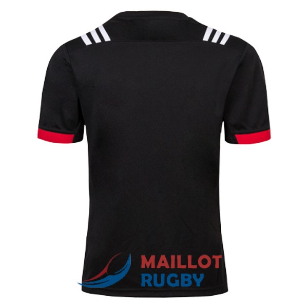 all blacks rugby maillot entrainement 2019
