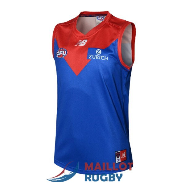 melbourne demons AFL Guernsey maillot entrainement 2019 [MY-20-9-25-15]