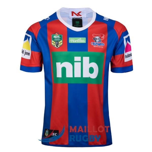 newcastle knights rugby maillot domicile 2018